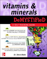Vitamins and Minerals Demystified cover